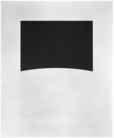 Ellsworth Kelly, 'Conques', 1976