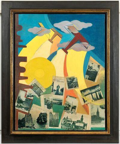 Giulio D'Anna, 'Qua' e là per il mondo', circa 1929 -1930