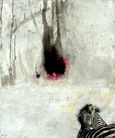 José Enguídanos, 'Cebra', 2015