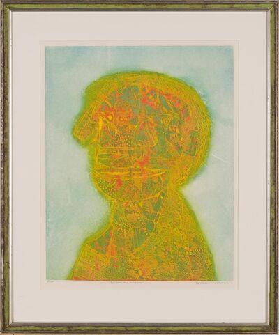 Sergio Gonzalez-Tornero, 'PORTRAIT OF A YOUNG MAN', 1970