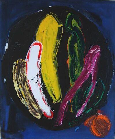 John Hoyland, 'Secret Circle', 1985