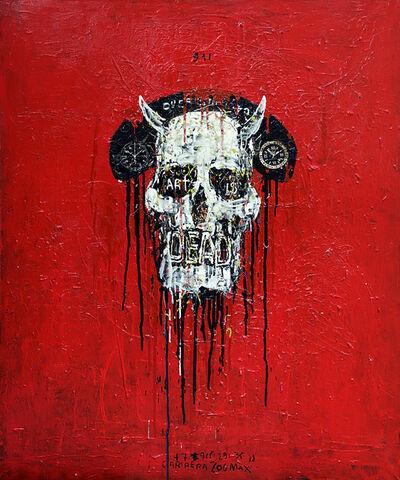 Max Bashev, 'Art is Dead', 2013
