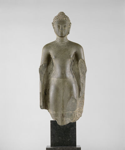 'Standing Buddha', 7th-8th Century
