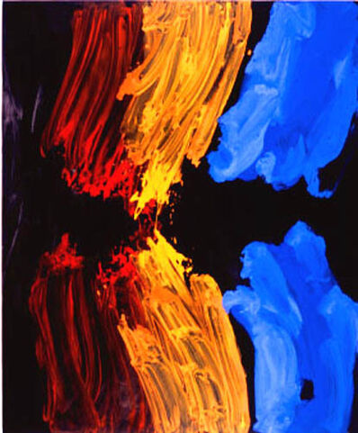 Elisabeth Lalouschek, 'Rupture of Time', 2001