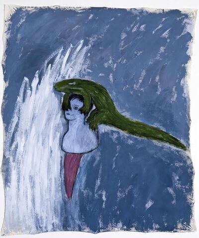 Leiko Ikemura, 'Ohne Titel', 1980