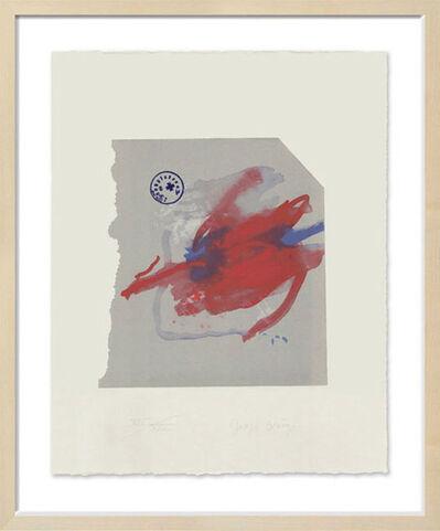 Joseph Beuys, 'Hirsch ', 1980