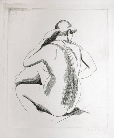 Isabel Bishop, 'Isabel Bishop.  Eight Etchings, 1925-1931.', 1989