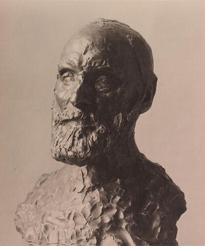 Pierre Choumoff, 'Portrait d'Eugène Guillaume (Portrait of Eugène Guillaume) ', ca. 1915