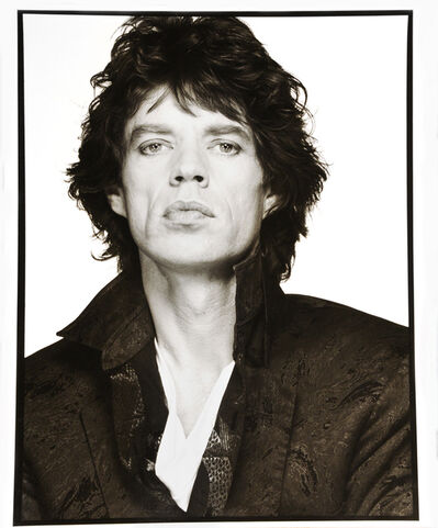 Albert Watson, 'Mick Jagger, New York City, 1989', 1989