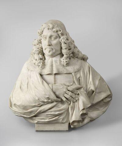 Artus Quellinus I, 'Portrait of Andries de Graeff', 1661