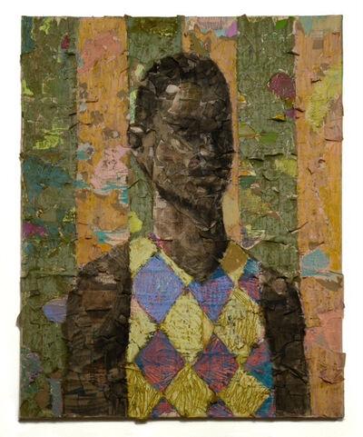Derek Fordjour, 'No. 96', 2014