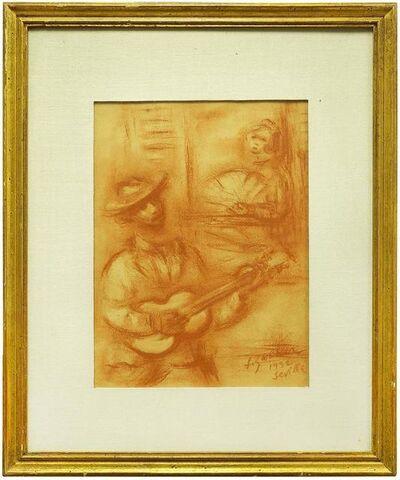 Jacques Zucker, 'Serenade, 1932 Sevilla, Spain', 20th Century