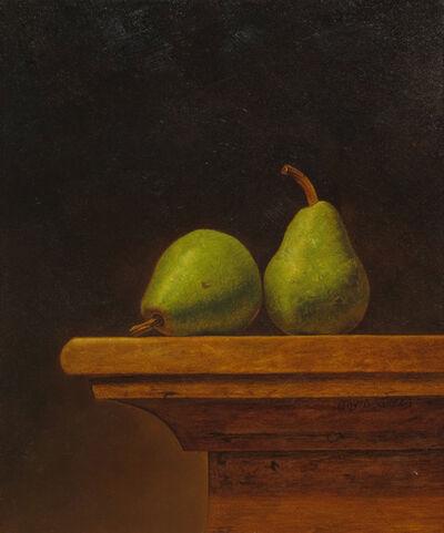 David Brega, 'Pair of Pears', 1991