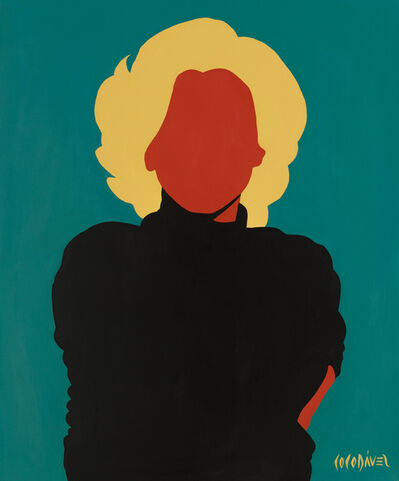 Coco Davez, 'Marilyn ', 2019