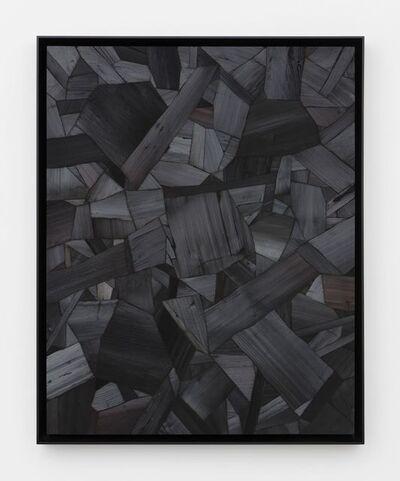Lee Bae, 'Issu du Feu', 2003