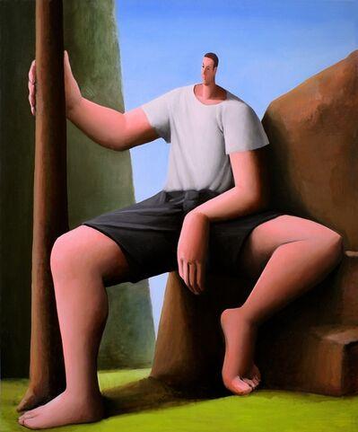 Tony Toscani, 'Resting Giant', 2018