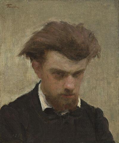 Henri Fantin-Latour, 'Self-Portrait', 1861
