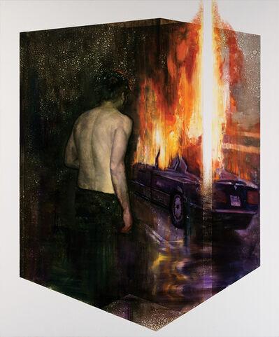 Attila Szűcs, 'Accident in a box', 2018