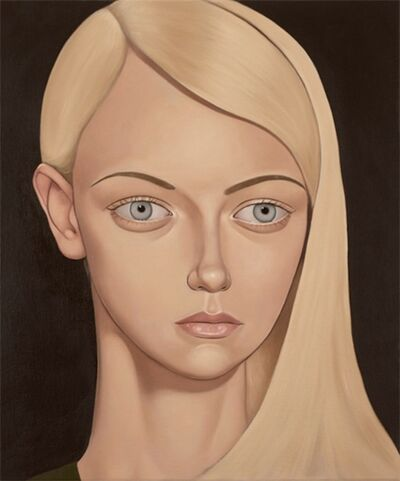 Peter Stichbury, 'Barbara Robbins, Westall High', 2014