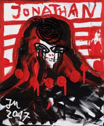 "Jonathan Meese, 'GERMANY ""JOEJIM""', 2017"