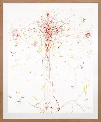 Rebecca Horn, 'Der Blutbaum', 2011