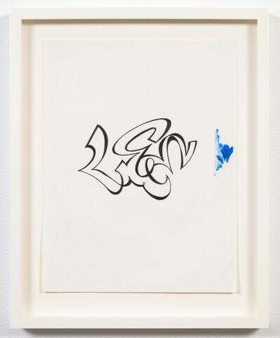 Lee Quinones, 'Absolut-Lee', 1994