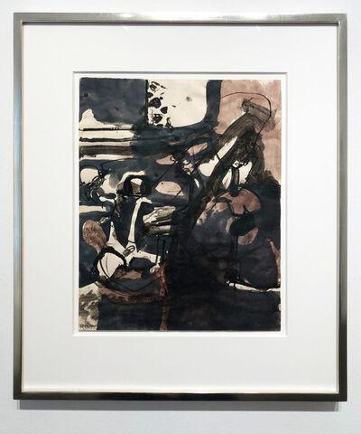 Richard Diebenkorn, 'Untitled ', 1955
