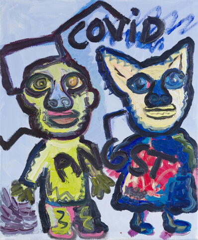 Bjarne Melgaard, 'Untitled', 2020
