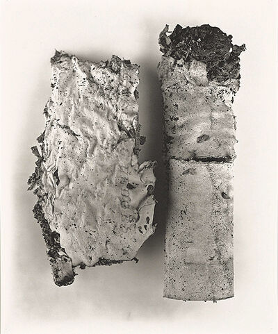 Irving Penn, 'Cigarette 42, New York', 1972