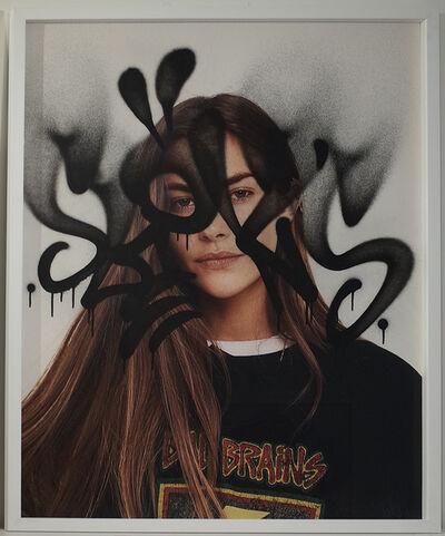 Rafael Sliks, 'La Belle Clara (Black)', 2018