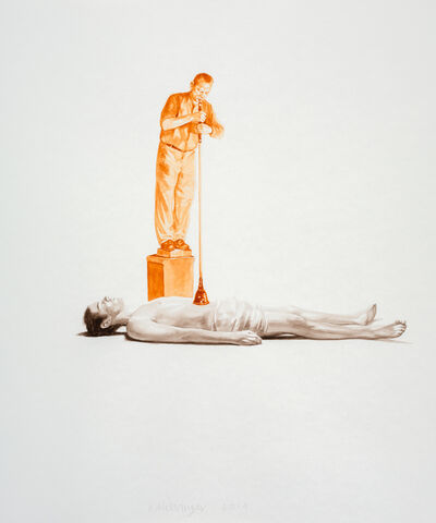 Hans Aichinger, 'untitled ', 2017