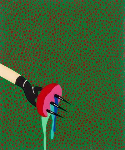 Lucas Samaras, 'FORK', 1968