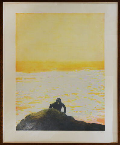 Peter Doig, 'Surfer', 2001