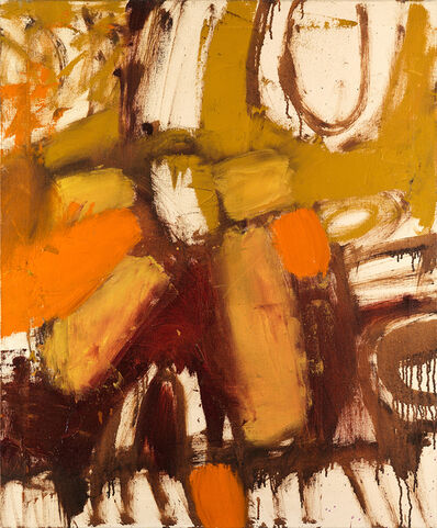 Albert Irvin RA, 'Untitled', ca. 1960