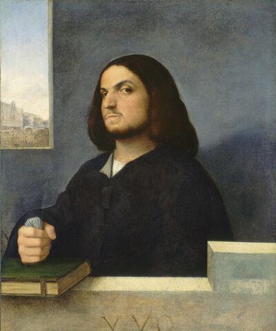 Giorgione, 'Portrait of a Venetian Gentleman', ca. 1510
