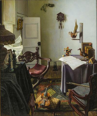 Priscilla Warren Roberts, 'Home of the Artist', 1944-1945