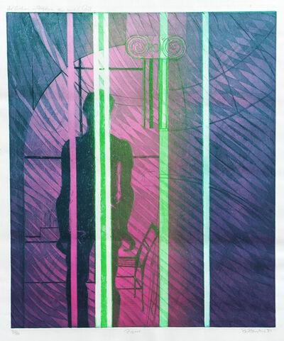 Stanley William Hayter, 'Figure', 1981