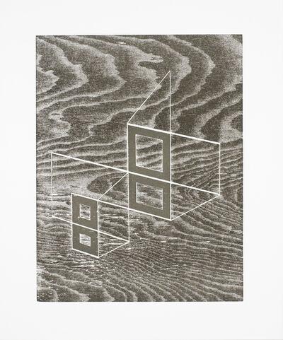 Josef Albers, 'W + P (State II)', 1968