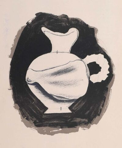 Georges Braque, 'Untitled - Pitcher', 1959
