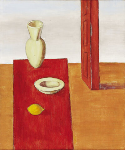Paul Kallos, 'Surrealist Still Life', 1948