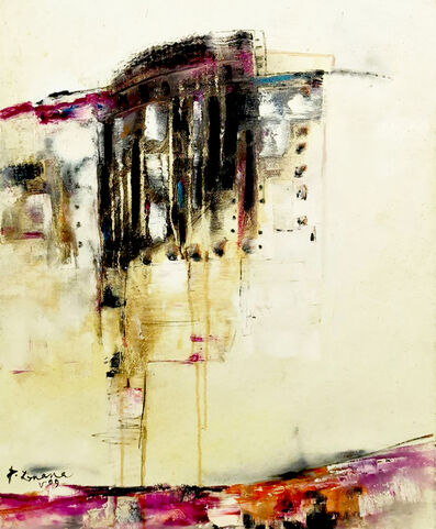 P Gnana, 'Mind Echo series - 03', 2009