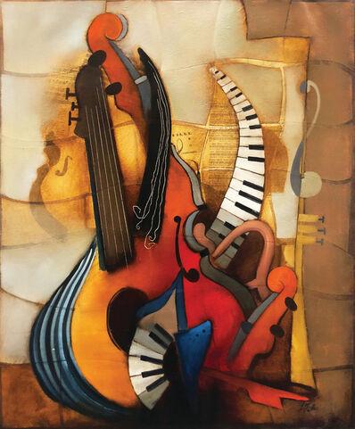 Emanuel Mattini, 'Mosaic Orchestration IX', 2010-2019