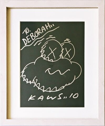 KAWS, 'Untitled Drawing ', 2010