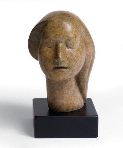 John Huggins, 'Maltese Head', 2017