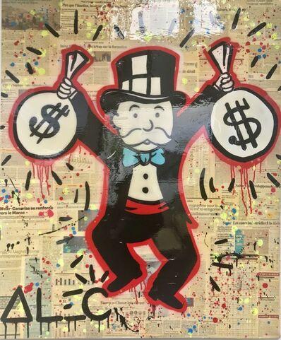 Alec Monopoly, 'Monopoly Bags', 2011