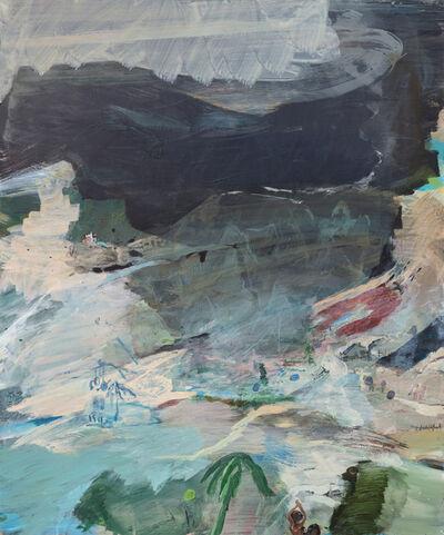 Helene Billgren, 'Målning mot dur', 2018