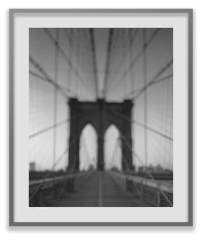 Hiroshi Sugimoto, 'Brooklyn Bridge', 2001