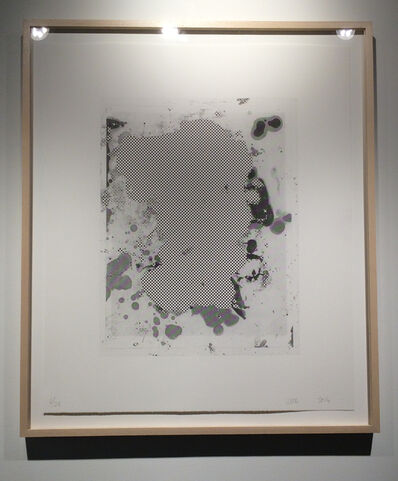 Christopher Wool, 'Portraits #6 (B&W)', 2014