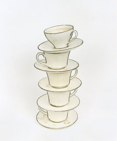 Cynthia Greig, 'Representation #55 (Cup Tower)', 2009