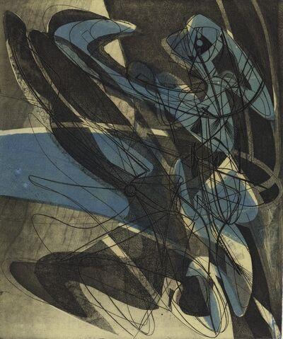 Stanley William Hayter, 'Jeux d'eau.', 1953